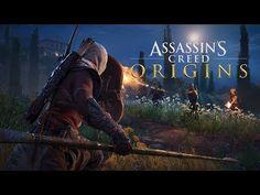 Assassin's Creed Origins: Artworks & First Gameplay Screenshoots 4K