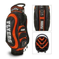 Philadelphia Flyers Medalist Golf Bag - Cart Bag