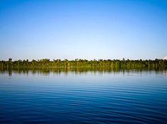 Água na Amazônia