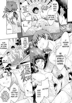 Fate Grand Order Hot Springs by Tōya Kuno Part 7