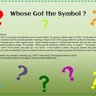 This group activity gets students involved in brainstorming the meanings of common symbols in literature. $1.75