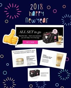 Is your New Year Resolution beautiful skin?  This is the perfect start! Only $10 with a $40 purchase @wendys_avon #BeautifulSkin #NewYearResolutions