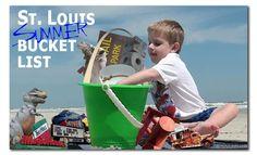 summer bucket list St. Louis