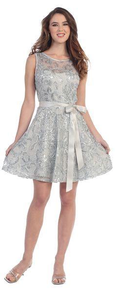 Short Choir Dresses