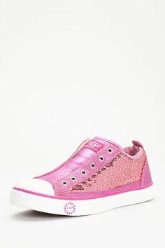 Pink UGG Sneakers!