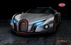 Bugatti Renaissance GT free hd wallpaper