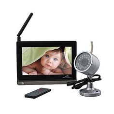 7 Inch Baby Monitor