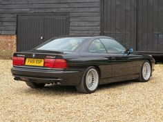 Ultra Rare Alpina B12 5.7 Coupe Manual Formerly Owned by Sultan of Brunei