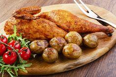 Kızarmış Tavuk Tarifi