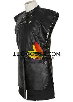 Game Of Thrones Jon Snow Cosplay Costume - 4