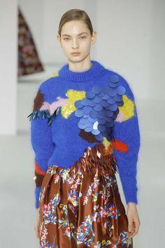 #Delpozo, Otoño/Invierno 2017, New York, Womenswear #aw17 #nyfw
