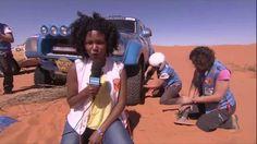Rallye Aïcha des Gazelles du Maroc 2015 : Étape 3 - L'étape reine: les d...