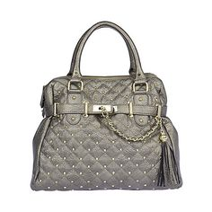 BPARKERS PEWTER accessories handbags lg bags fashion - Steve Madden