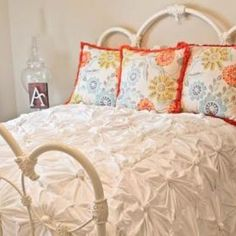 diy bedding