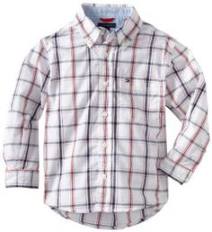 Tommy Hilfiger Button Down. Perfect for my little brother <3
