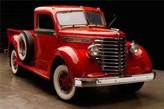 1949. Diamond T 201.