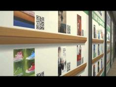 Retailers make great use of QR Codes and mCommerce: PayPal Partners With Bookshop To Beat The Queue