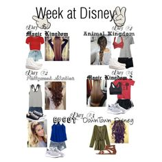 Week at Disney World