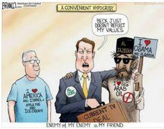 Al Gore...what ah maroon!!