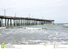 Ocean Pier - Download From Over 35 Million High Quality Stock Photos, Images, Vectors. Sign up for FREE today. Image: 28903090