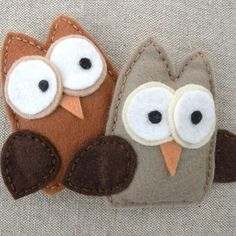 wise owl stuffies