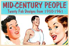 Retro People Illustrations by Piddix Archives on Creative Market