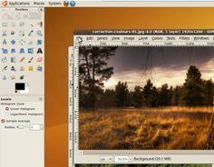 Corriger les couleurs de vos photos avec Gimp