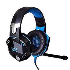 Bengoo EACH G2000 3.5mm ヘッドセット ヘッドホン ゲーミングヘッドセット ゲーミングヘッドホン イヤホーン 1穴タイプ マイク付き音量調節 有線 Deep Bass パソコン PS4用 ブルー黄色 おすすめ度*1 厚めで柔らかいイヤーマフ、同様にウレタンっぽい低反発のクッションが気持ちよいヘッドバンドが特徴のエントリークラスゲーミングヘッドセット。遮音性は普通だが、音漏れはほとんどしない。首掛け鑑賞には向かない。 audio-sound.hatenablog.jp 【1】外観・インターフェース・付属品 付属品は中国語のマニュアル。ナイロン編み込みの丈夫なケーブルにタッチ…