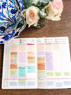 Weekly schedual 💚💛 Studying, Study, Studio, Learning, Education