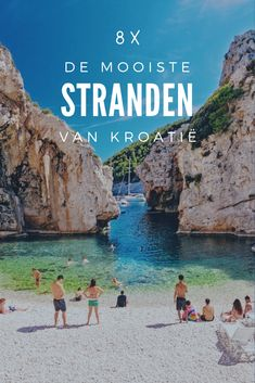 Kroatië heeft een 1800 km lange kustlijn die van Istrië in het noorden helemaal doorloopt tot aan Dalmatië in het zuiden van het land. Voor de kust liggen 1200 eilanden die ook nog is voor een extra 1200km aan kustlijn zorgen. Genoeg stranden te vinden dus, dit zijn de mooiste 8! Beste Hotels, Camping Holiday, Beautiful Places To Travel, Croatia Travel, Rest Of The World, Where To Go, Vacation Spots, Places To See, Travel Inspiration