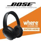 Win a pair of BOSE h