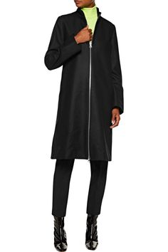 Shop on-sale MM6 Maison Margiela Wool-blend felt coat. Browse other discount designer Coats & more on The Most Fashionable Fashion Outlet, THE OUTNET.COM