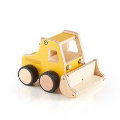 Guidecraft Plywood Front Loader - G7508