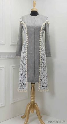 Stylish Dress Designs, Designs For Dresses, Stylish Dresses, Casual Dresses, Pakistani Party Wear Dresses, Pakistani Dress Design, Frock Fashion, Fashion Dresses, Iranian Women Fashion