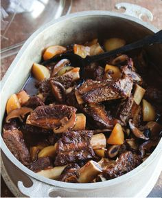 Sumptuous Asian Braised Short Ribs from The Gluten-Free Asian Kitchen by Laura B. Russell