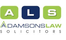 Adamsons Law for all your legal needs.