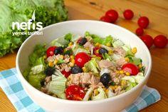 Fruit Salad, Cobb Salad, Relleno, Pasta Salad, Potato Salad, Oatmeal, Breakfast, Ethnic Recipes, Steaks