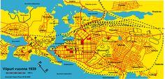 Viipurin kartta (1939)