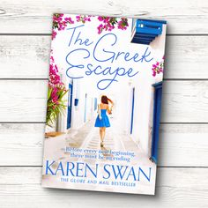Image result for the greek escape karen swan