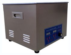 Adjustable Power Ultrasonic Cleaner 22L