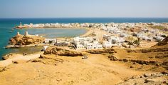 Oman | Panorama of Sur. credit: Andries Oudshoorn. view on Fb https://www.facebook.com/OmanPocketGuide  #oman #traveltooman #destination #sinbad #sinbadpocketguide