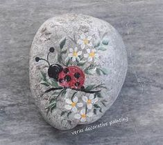 rock painting | Crafts | Pinterest