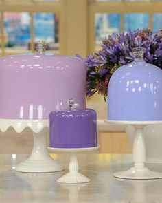 Painted Dome - Martha Stewart Entertaining Crafts