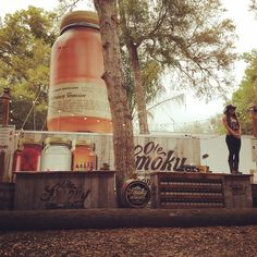 Inflatable Replica for Ole Smoky