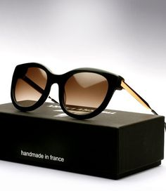 This sunnies is what I lust for this cold season!!>> Thierry Lasry Sunglasses