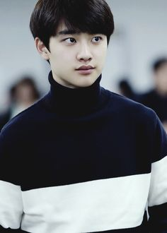 "Exo - D.O ""Why so cold looking"""