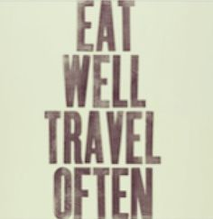 Saying to live by.. You don't have to be rich to travel, you just have to want to go...