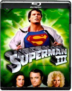 Superman 3 - AC-FAN-CO (1983) Dual Áudio 2h 05Min Titulo original :  Superman 3 Lançamento: 1983 Gênero: Ação, Fantasia, Comédia Duração: 2h 05Min Assisti 01/2016 – MN 7/10
