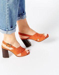 ASOS | ASOS TOMMOROW Heeled Sandals at ASOS