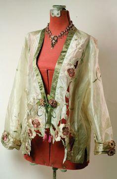 Sarah Bernhardt Jacket Plus Sizes